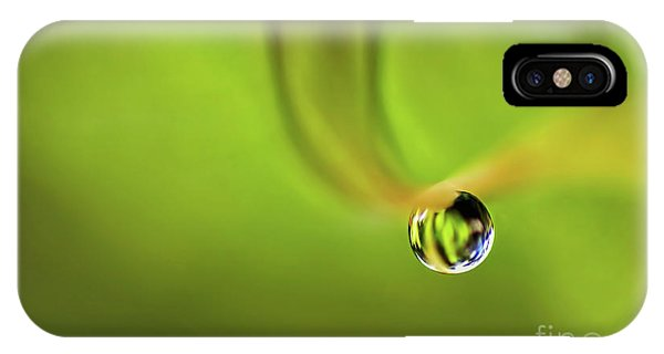 Lonely Water Droplet IPhone Case