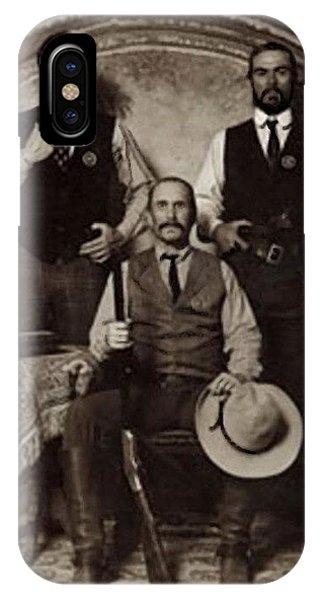 Ok iPhone Case - Lonesome Dove 3 Texas Rangers San Antonio by Peter Nowell