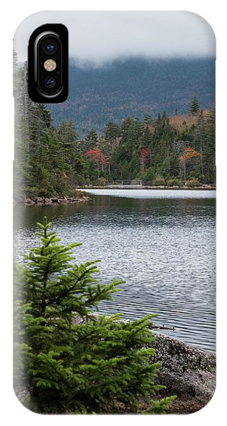 Lonesome Lake IPhone Case