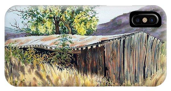 Long Barn IPhone Case