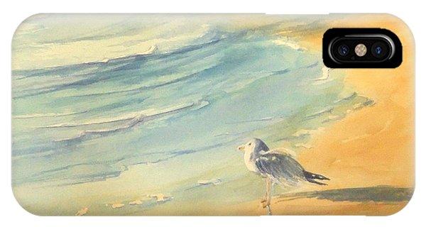 Long Beach Bird IPhone Case