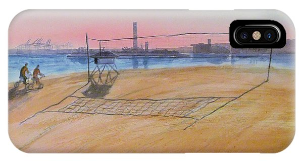 Long Beach Icons IPhone Case