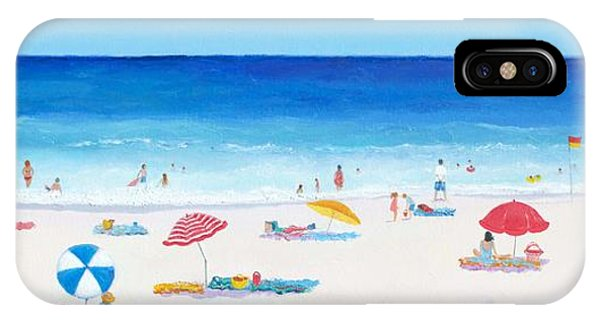 Long Hot Summer IPhone Case