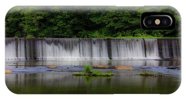 Long Waterfall IPhone Case