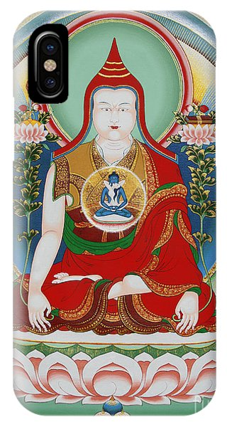 Longchenpa IPhone Case