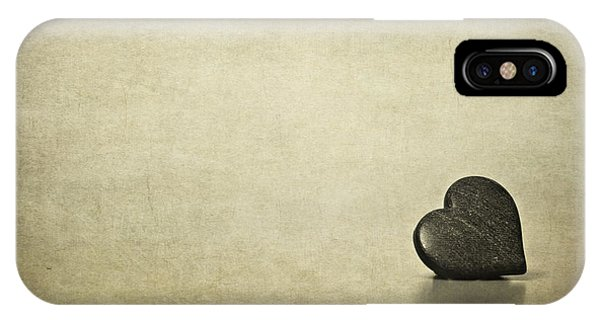 Heart iPhone Case - Longing by Evelina Kremsdorf
