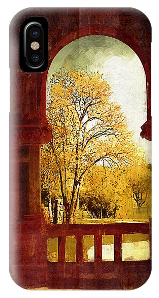 Lookin Out IPhone Case