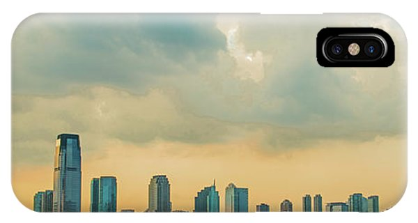 Looking At New Jersey IPhone Case