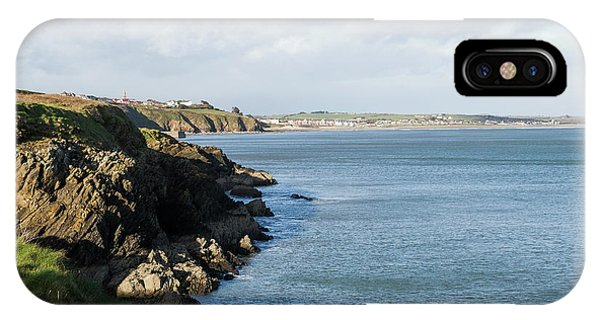 Looking At Tramore From Far Away IPhone Case