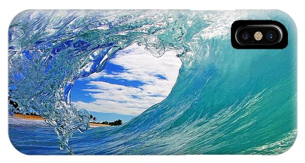 Surf iPhone Case - Looking Forward by Paul Topp