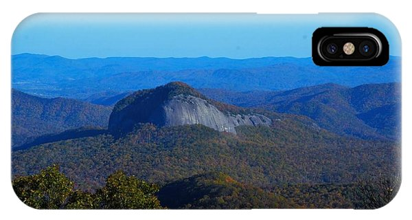 Looking Glass Rock IPhone Case