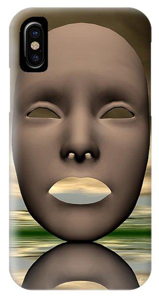 Looking Through Phone Case by Sandra Bauser Digital Art
