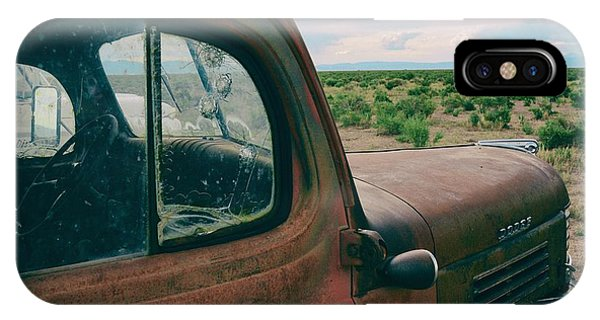 Looking West IPhone Case
