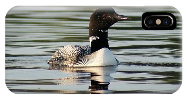 Loon 1 IPhone Case