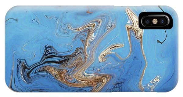 Loop Pond Dance IPhone Case