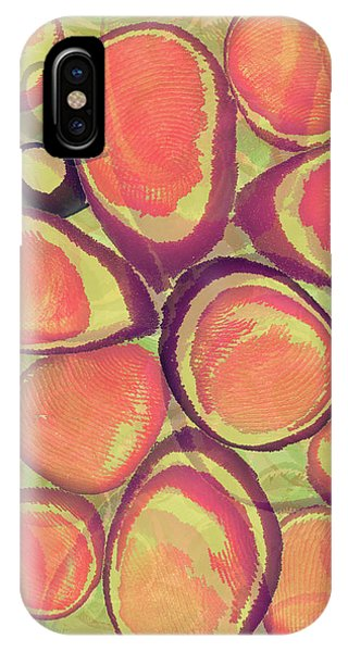 Loopy Dots #13 IPhone Case