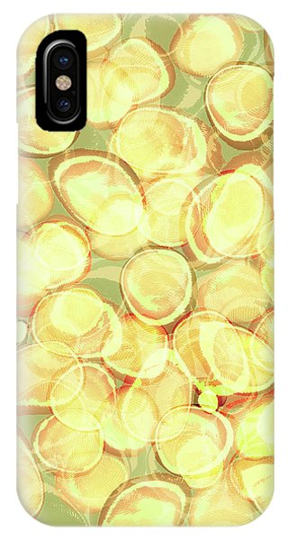 Loopy Dots #3 IPhone Case
