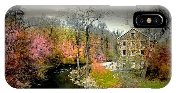 Lorillard Mill IPhone Case
