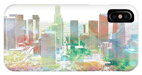 Los Angeles, California, United States IPhone Case