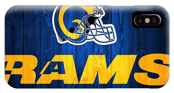 Los Angeles Rams Barn Door IPhone Case