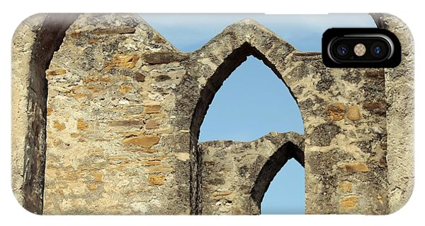 Los Arcos De La Mision San Jose IPhone Case