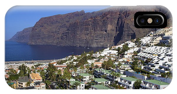 Los Gigantes In Tenerife IPhone Case