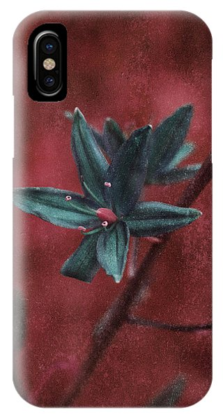 Lost Among Weeds IPhone Case