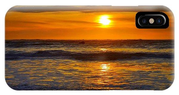 Lost Coast Sunset IPhone Case