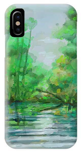 Lost In Colors  IPhone Case