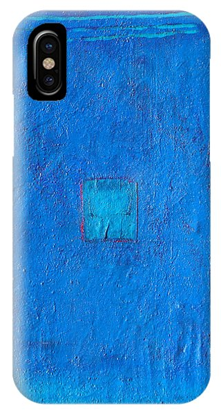 Lost In The Blue IPhone Case