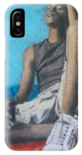 Lost Oasis IPhone Case