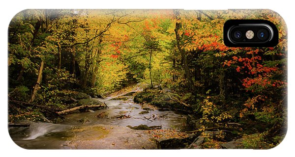 Lost River Fall Colors IPhone Case