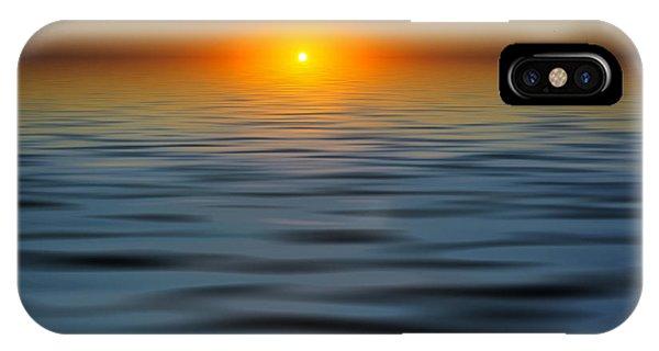 Lost Sun IPhone Case