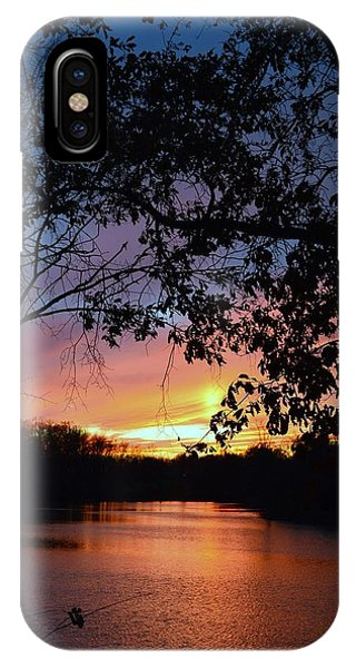 Lost Sunset IPhone Case