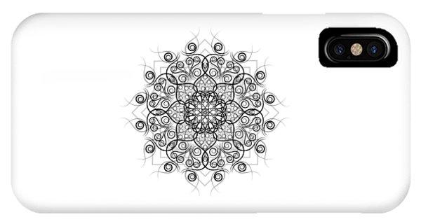 Lotus #1 IPhone Case