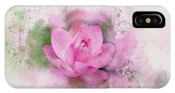 Lotus 7 IPhone Case