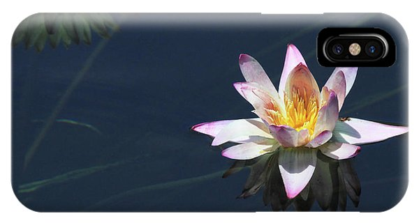 Lotus And Reflection IPhone Case