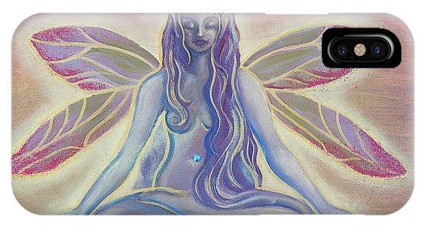 Lotus Faerie IPhone Case