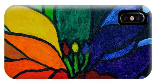 Lotus Flower 1 IPhone Case