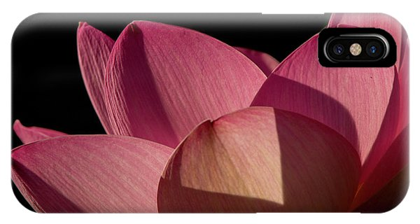 IPhone Case featuring the photograph Lotus Flower 5 by Buddy Scott