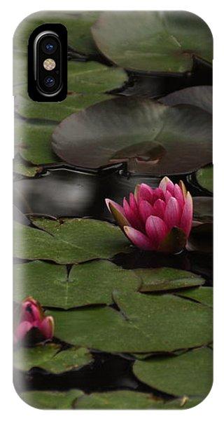 Lotus II IPhone Case