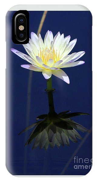 Lotus Reflection IPhone Case