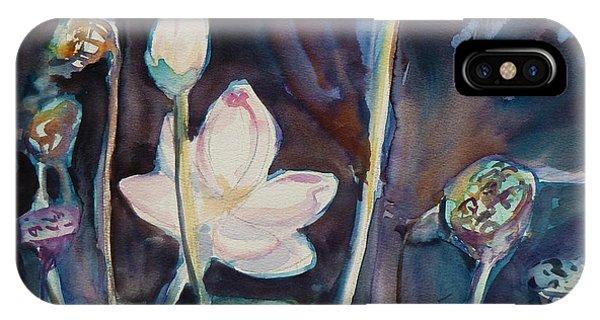 Lotus Study II IPhone Case
