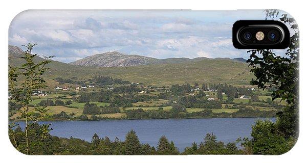 Lough Eske 4241 IPhone Case