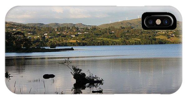 Lough Eske 4251 IPhone Case