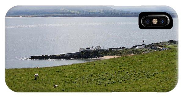 Lough Foyle 4210 IPhone Case