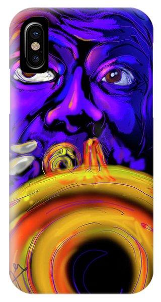 Louie IPhone Case