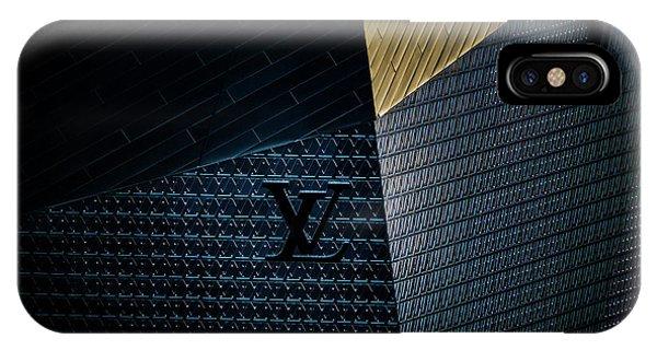 Louis Vuitton At City Center Las Vegas IPhone Case