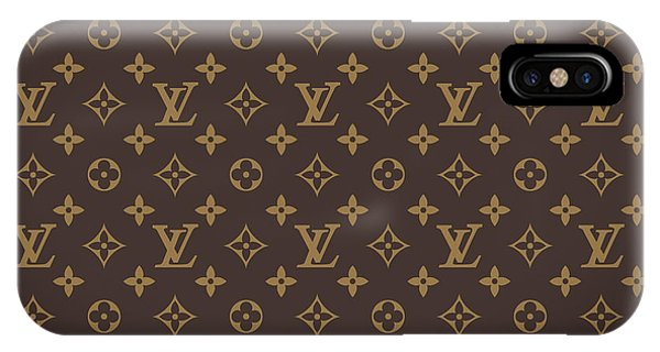 Louis Vuitton Texture IPhone Case