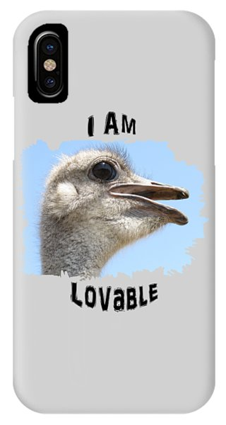 Lovable IPhone Case